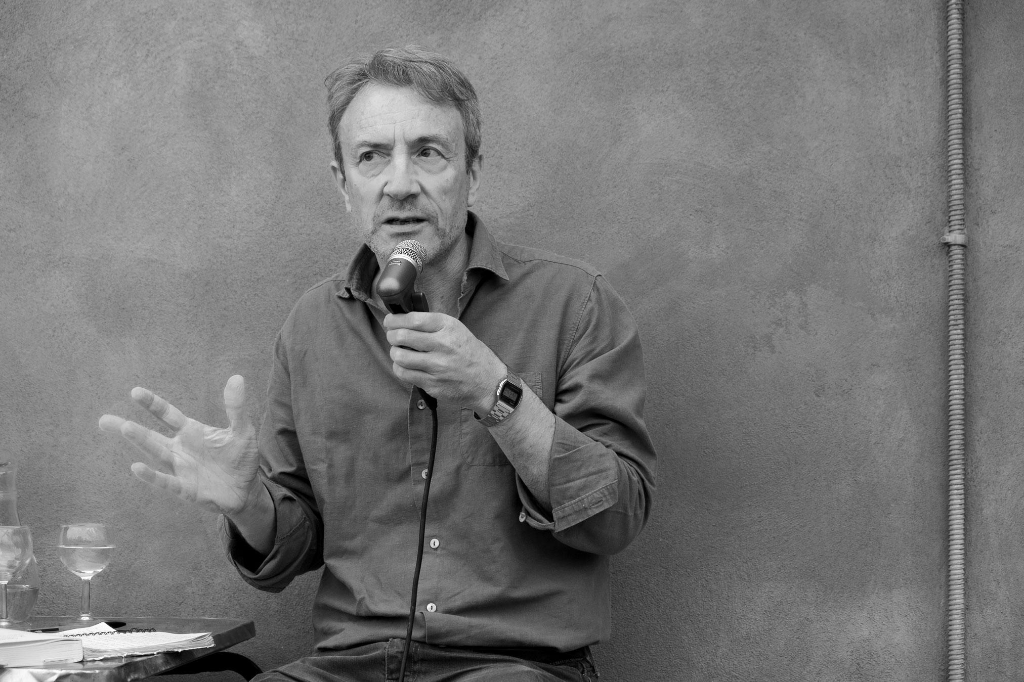 Massimo De Carolis, 2016