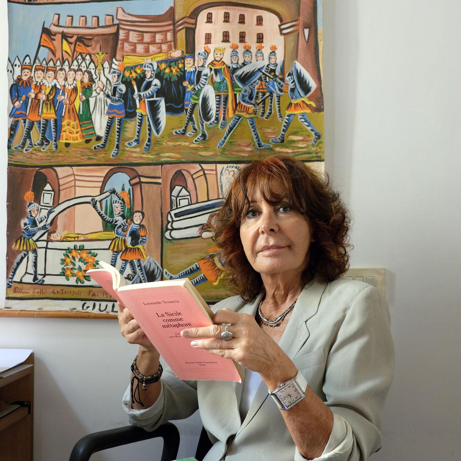 Marcelle Padovani, Roma, 2016