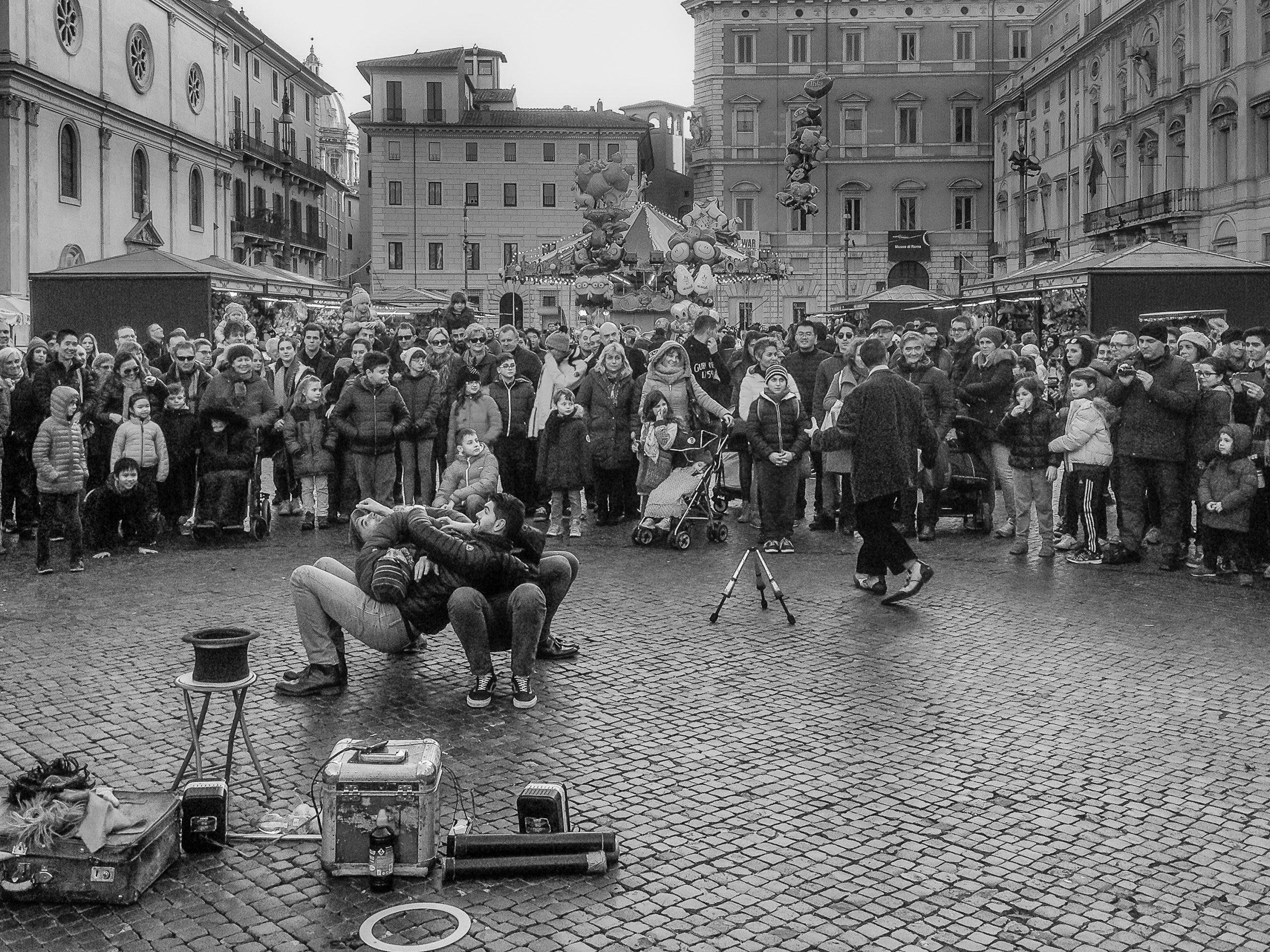 Piazza Navona, 2015