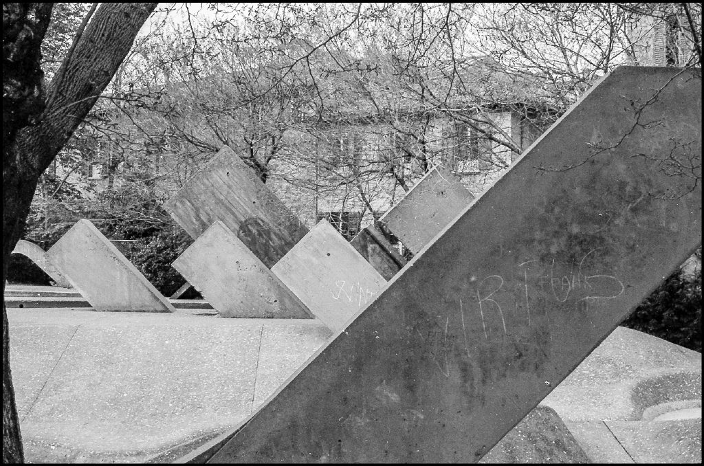 Giardini del Guasto, Bologna | arch: Filippini (1973), 1983