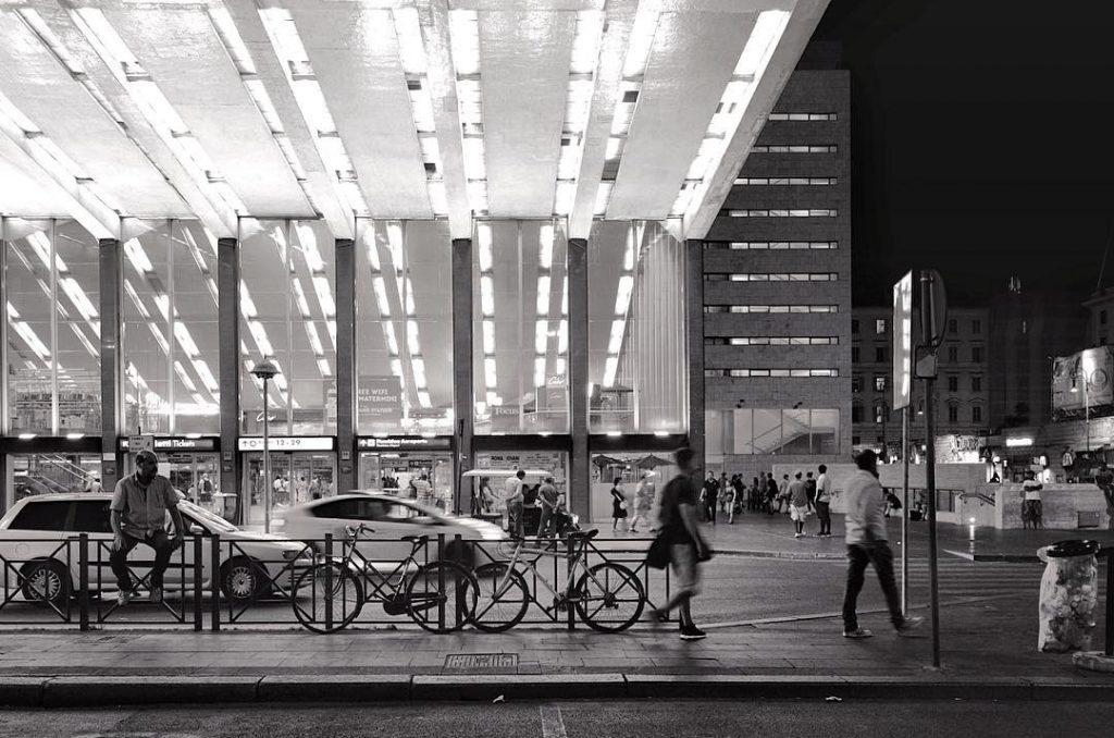 Stazione Termini, 2018