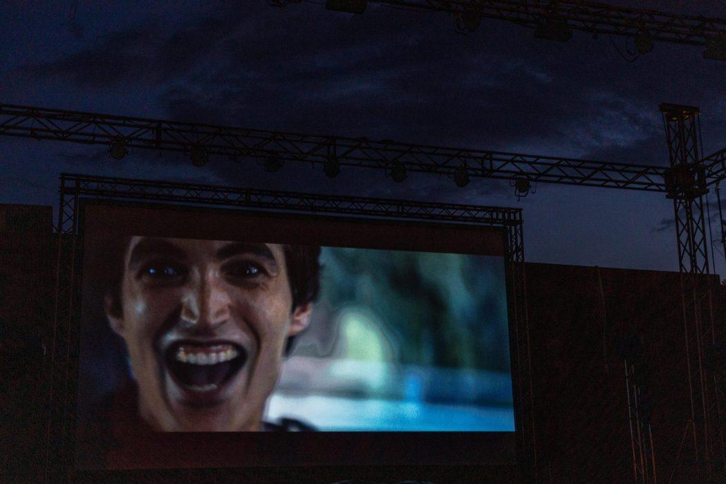 Non mi uccidere, screening, Teatro India