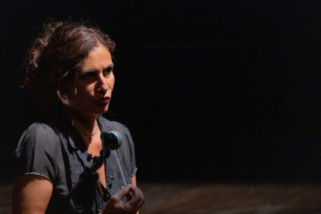 Laura Luchetti, masterclass, Teatro India 2021