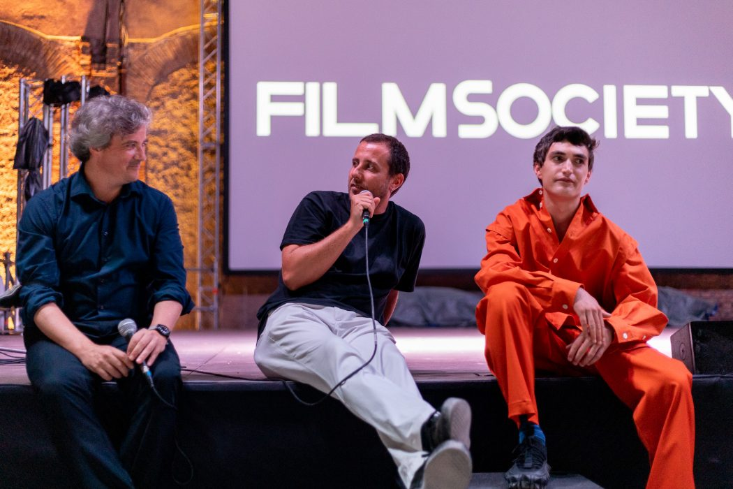 Francesco Alò, Andrea De Sica, Rocco Fasano