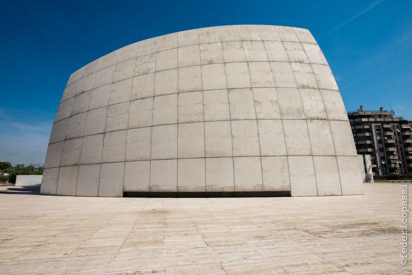 Richard Meier / Jubilee Church, Rome